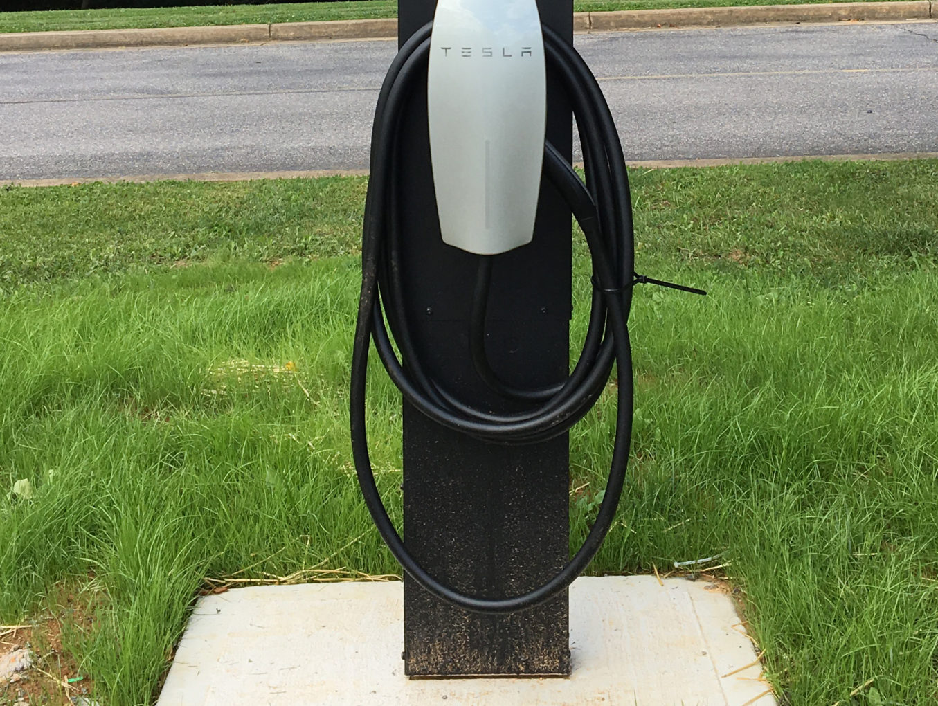 We now offer Telsa Charging Stations